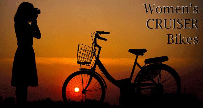 Women's Cruiser Bikes
