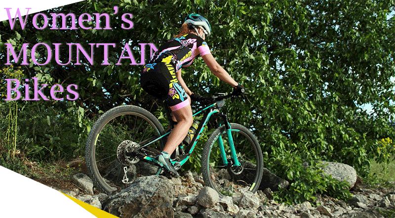 Best Women's Mountain Bikes