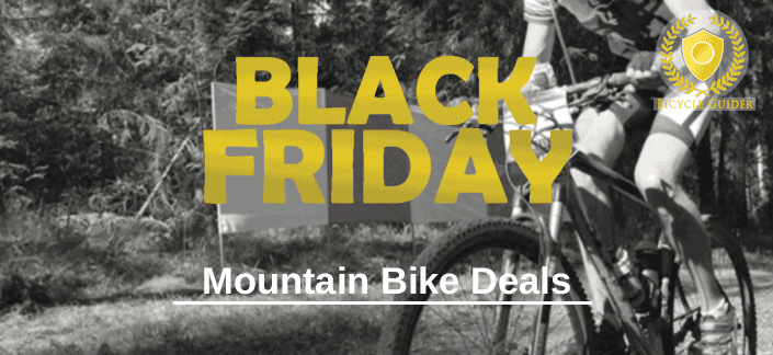 Black Friday Mountain Bike Deals of 2018