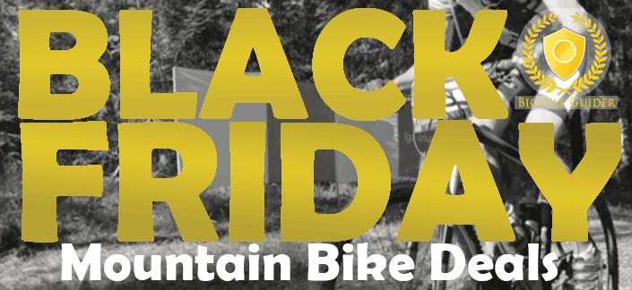 Black Friday Mountain Bike Deals of 2018