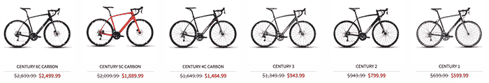 Diamondback Road BIkes on Black Friday