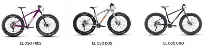 Diamondback El Oso Fatbikes Overview