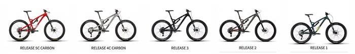 Diamondback Full Suspension Mountain Bikes