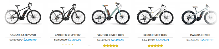 Raleigh Electric Black Friday Deals