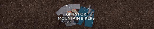 Christmas gifts for mountain bikers