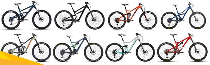 651ec8d7e63 The 10 Best Full Suspension Mountain Bikes (Suitable For Trails)
