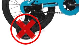 No-to-training-wheels