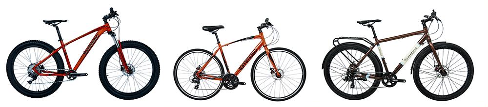 New Tommaso bikes - Forza, Classico, Masso