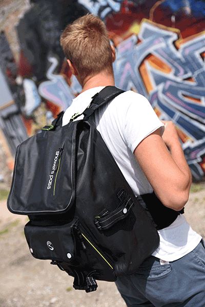 Showerpass Transit backpack