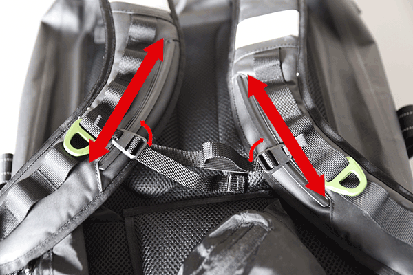 Showers pass Transit chest strap