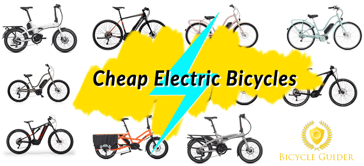 Best Cheap Electric Bikes Affordable E Bikes 2019 >> Cheap Electric Bikes Top 12 1 Affordable E Bike Picks