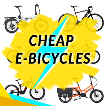 Cheap E-bicycles