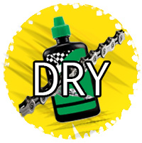 Dry Bike Chain Lube