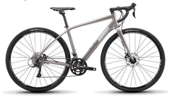 Diamondback Haanjenn 3 Gravel Bike
