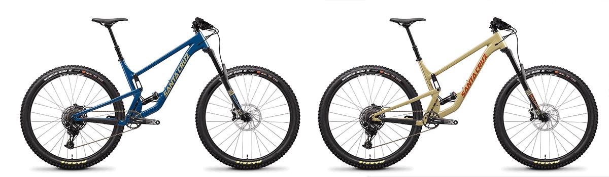 Santa Cruz Hightower bikes