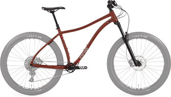 HT mountain bike