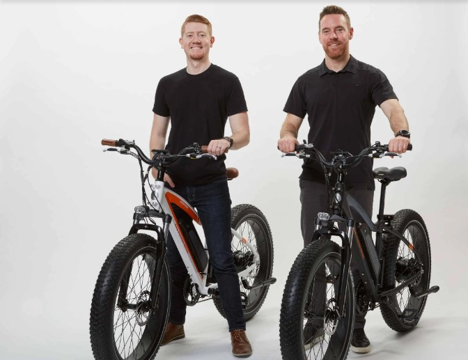 Rad Power Bikes Founders