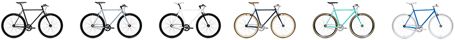 State Bicycle Bikes