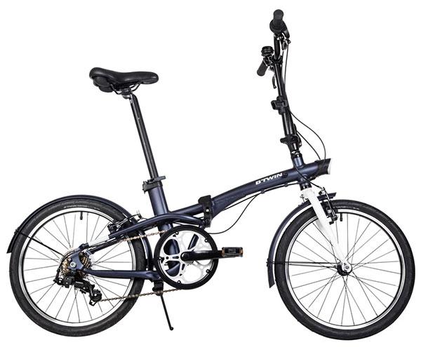 Tilt Folding Bike