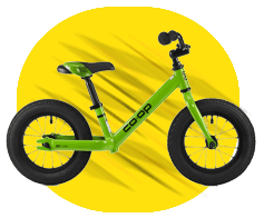 Balance Bike Shape