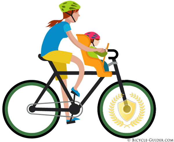 How to choose front bike seat for kids