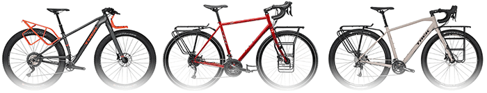 Trek Adventure & Touring series