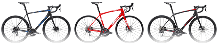 Trek Emonda series