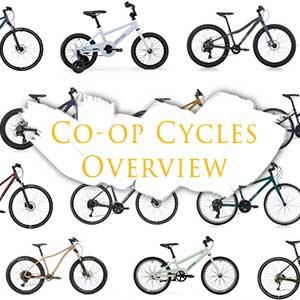 coop bikes overview