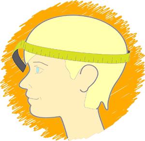 Measuring Right Helmet Size For Kids