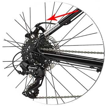 Trail 8 brakes