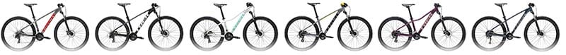 Trek Marlin Series Bikes