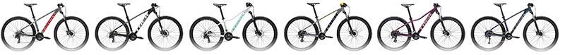 Trek Marlin Series Bikes