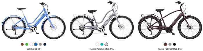 Electra go! bikes