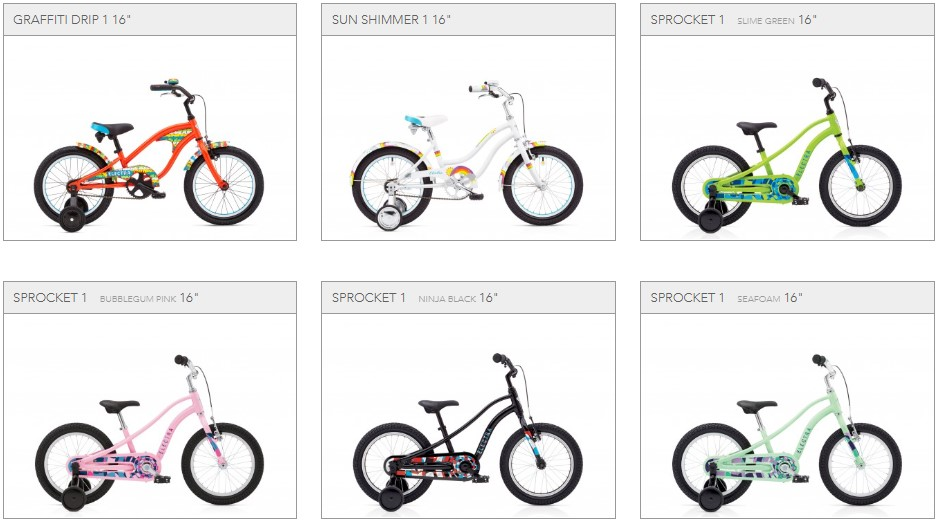 Electra Kids Bikes