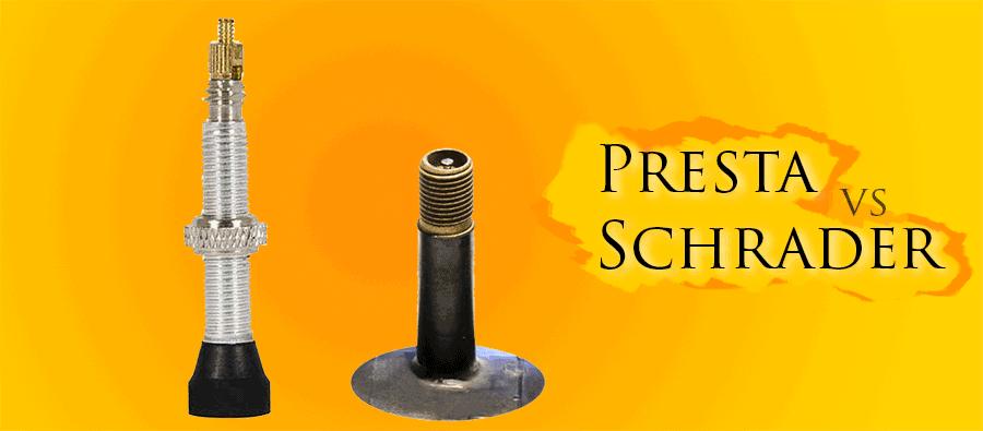 Schrader vs Presta