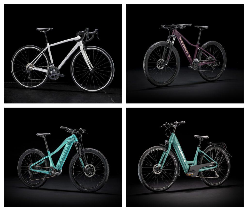 Trek's Women bikes