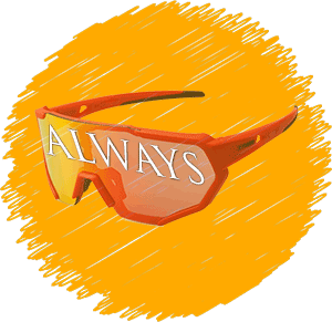 Why you should always wear sunglasses