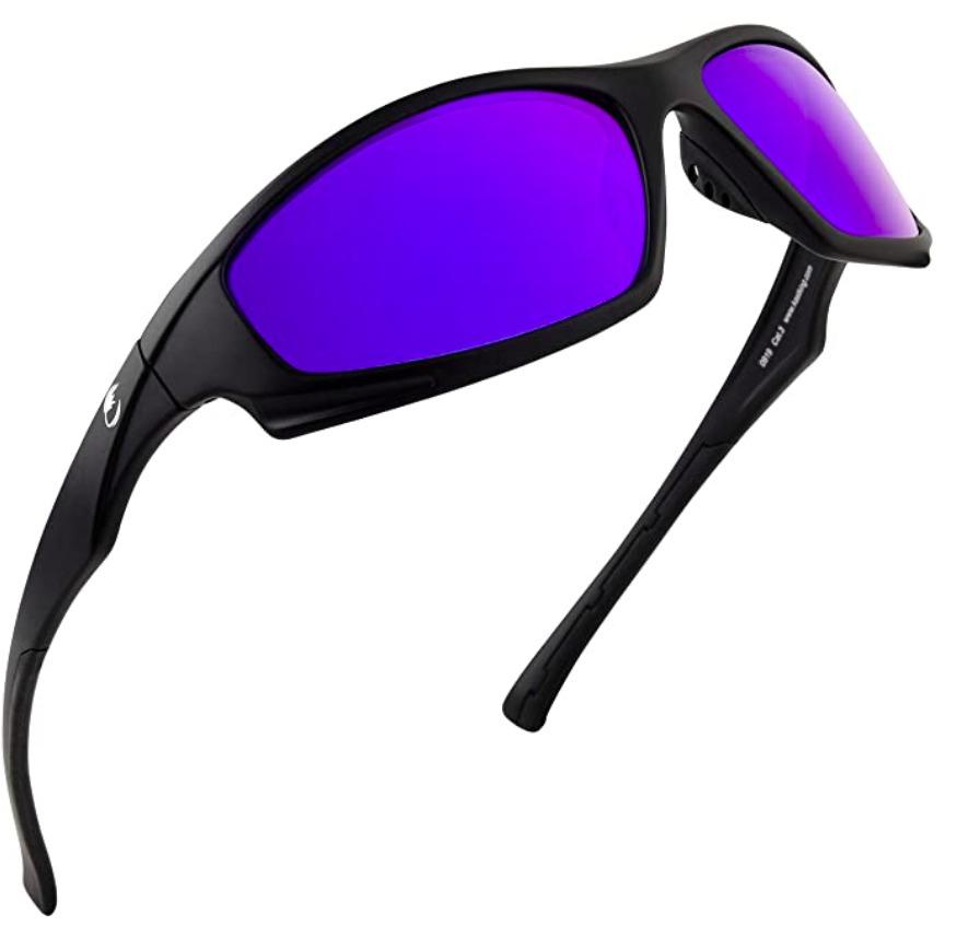 Calamus Turmoil Polarized Cycling Sunglasses