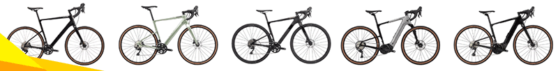 Cannondale Topstone series