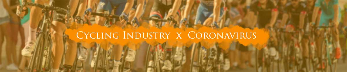 Cycling industry and coronavirus in 2020