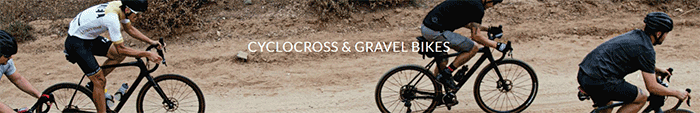 Gravel & Cyclocross bikes on Jenson USA