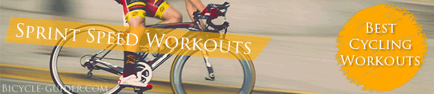 Sprint Speed Bike Workouts
