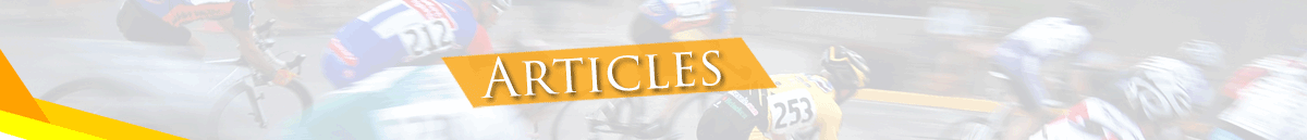 Cycling Articles