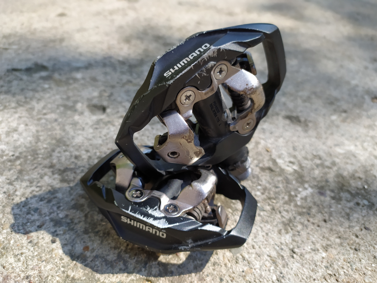 Shimano M530 Pedals Review and test
