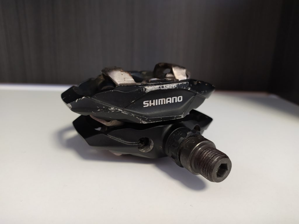 Shimano M530 mountain SPD pedals