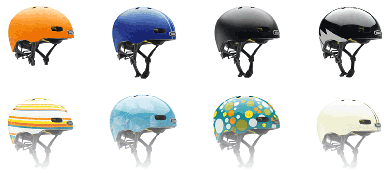 Nutcase Helmets for adults