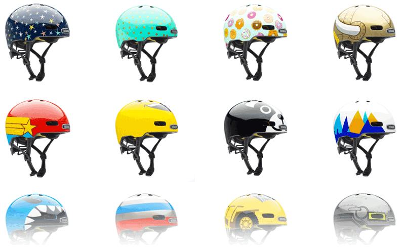 Nutcase Toddler & kids helmets