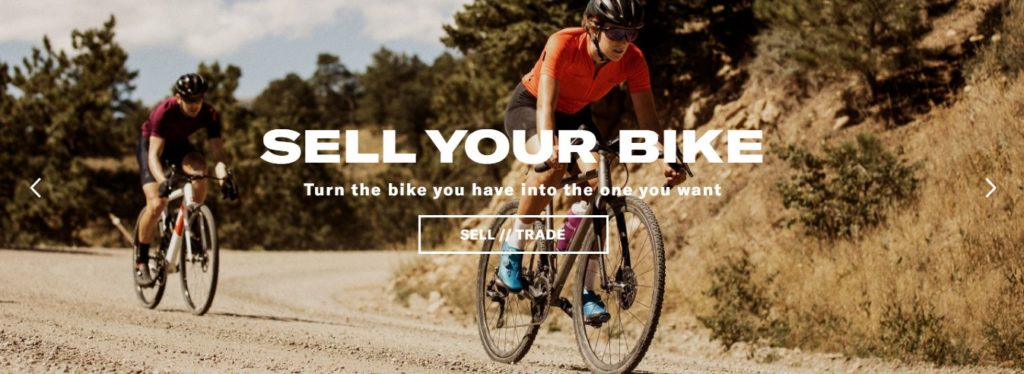 TPC Sell your bike