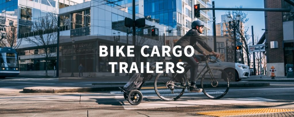 Burley Bike Cargo Trailers