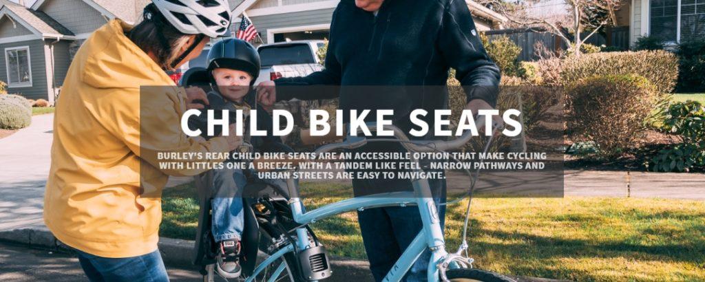 Burley Child Bike Seats